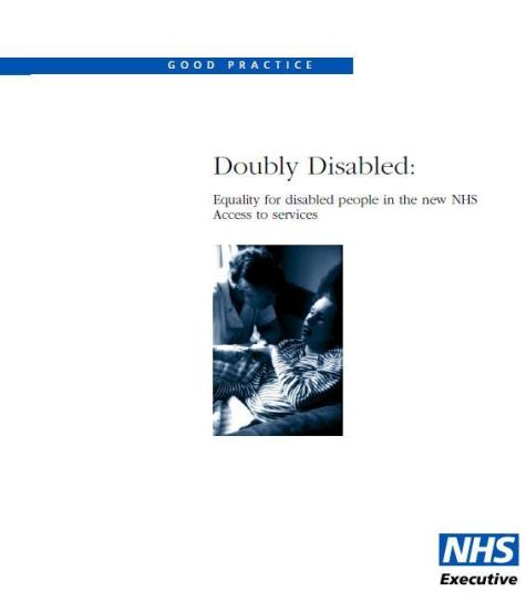 doubly disabled
