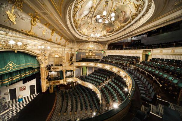 Buxton Opera House interior