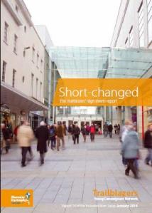 cover image of trailblazers high st report