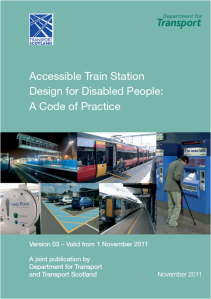 Accessible Train Station