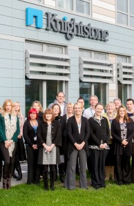 Image of staff at Knightstone HA, Weston-super-Mare