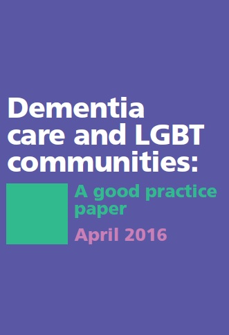 LGB&T dementia care report