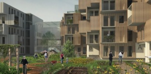 European accessible housing designs