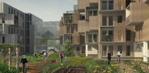 European accessible housing designs