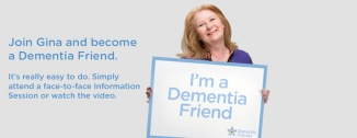 Link to Dementia Friends campaign
