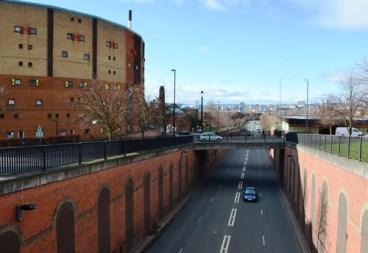 Byker Wall in Newcastle