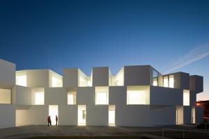 Spanish contemporary housing