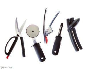 Oxo kitchen implements