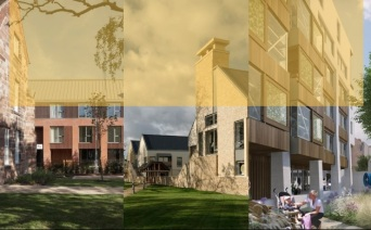 report cover photo montage of housing